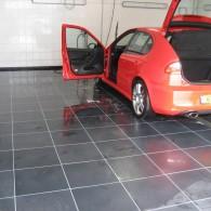 Priemyselná PVC podlaha