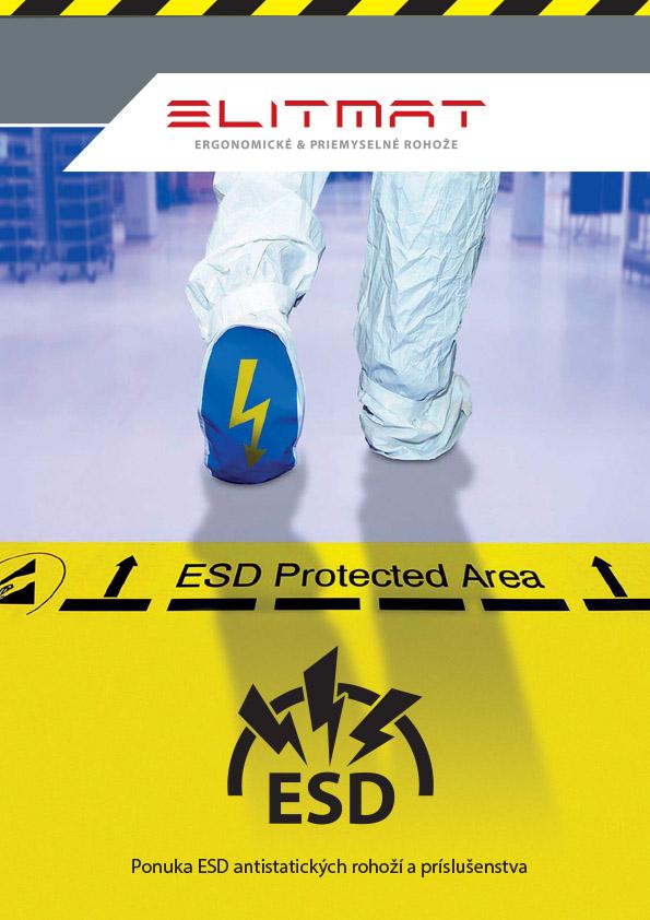Ponuka ESD antistatických rohoží a príslušenstva