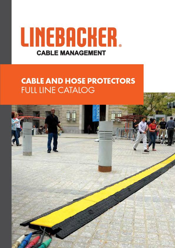 LINEBACKER® - Ochrana káblov a hadíc