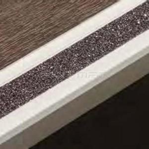 Hliníkové schodové profily