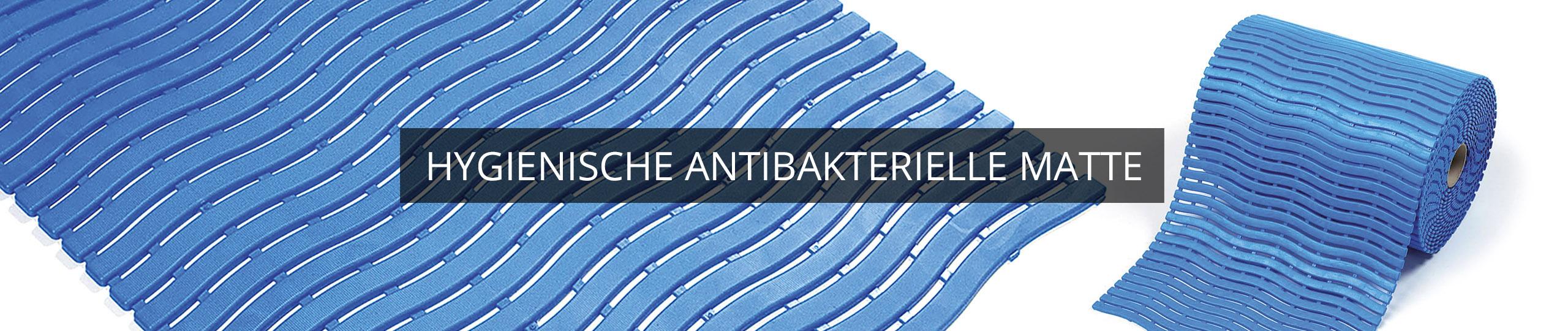 Hygienická antibakteriálna rohož