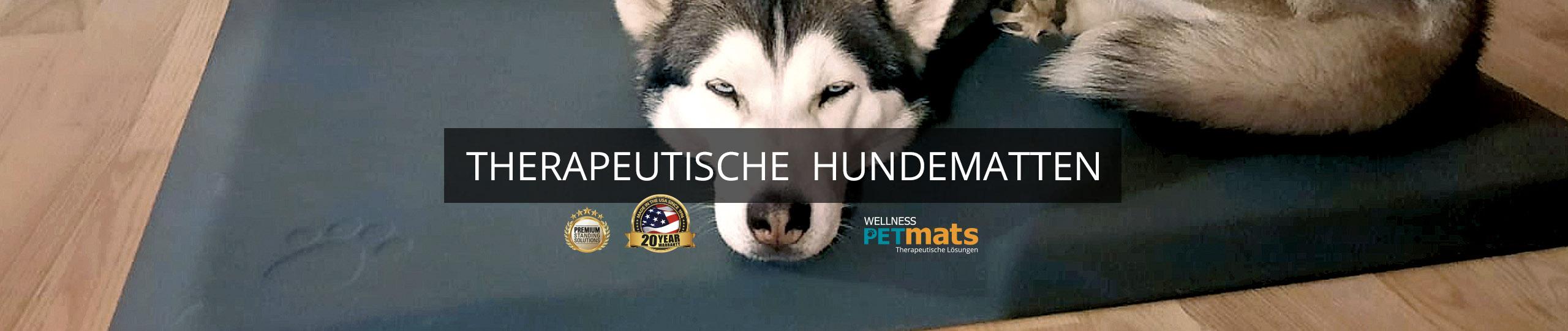 Therapeutische Hundematten